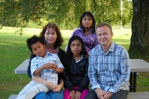 Familien Præst Falsig