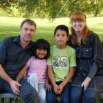 Familien Korvald Ørberg
