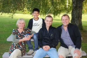 Familien Morgen Carlsen