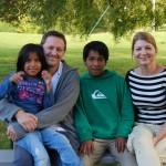 Familien Almstrup